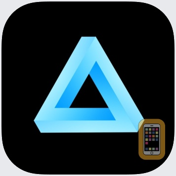 AURA - Camera Photo Editor: Filters, Frames & Text For Instagram. by Lis Johannsen (iPhone)