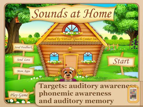 Screenshot - Sounds At Home