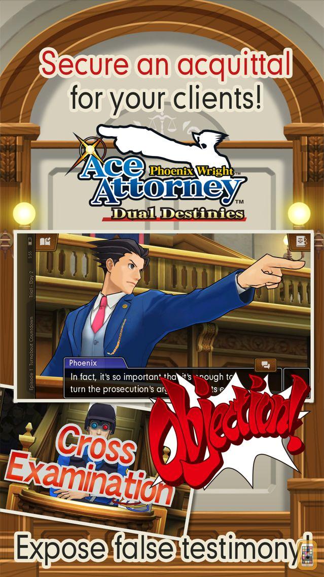 Screenshot - Ace Attorney: Dual Destinies