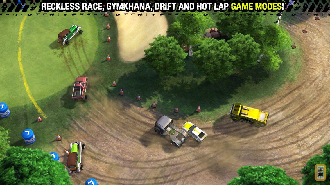 Screenshot - Reckless Racing 3
