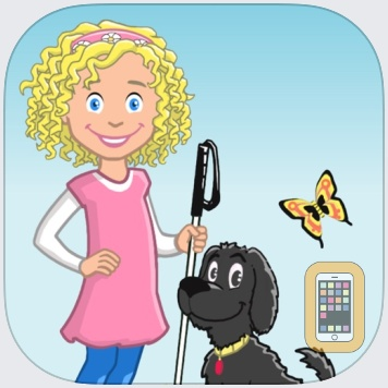 Exploring Braille with Madilyn and Ruff by Hillary Kleck (iPad)