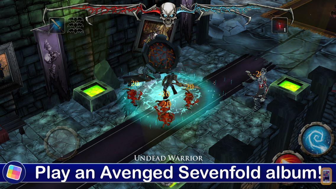 Screenshot - Hail to the King: Deathbat