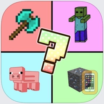 Guess The Block - Brand new quiz game for Minecraft by JN Interactive AB (Universal)
