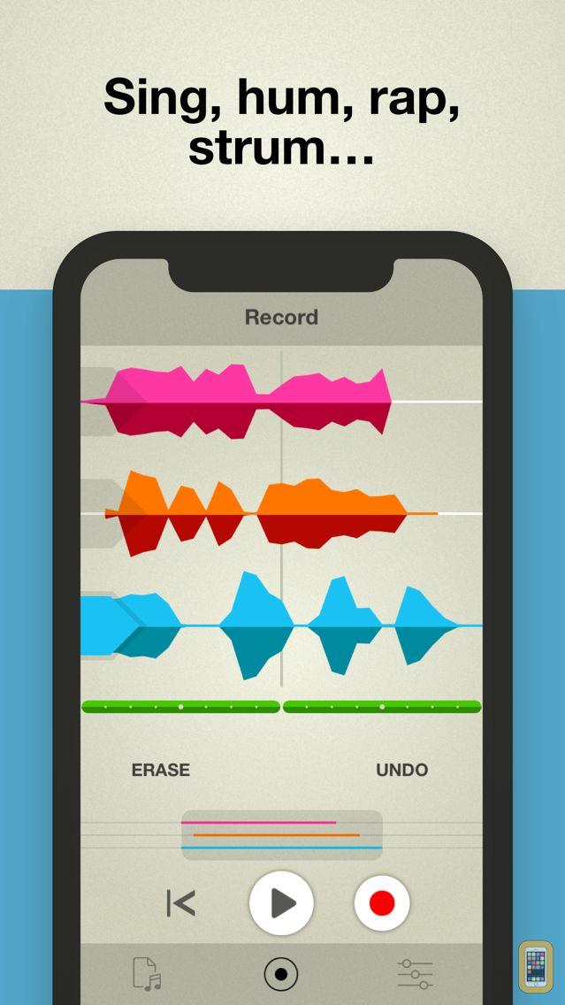 Screenshot - Take Creative Vocal Recorder