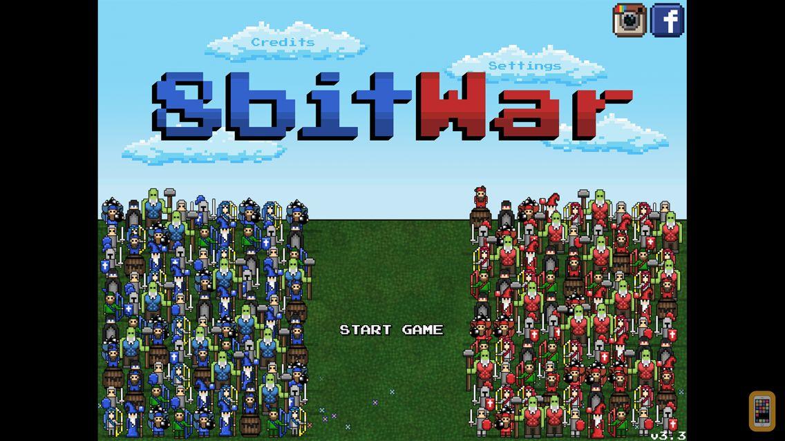 Screenshot - 8bitWar: Origins