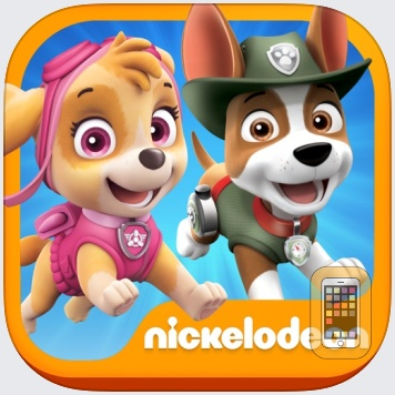 PAW Patrol Rescue Run by Nickelodeon (iPhone)