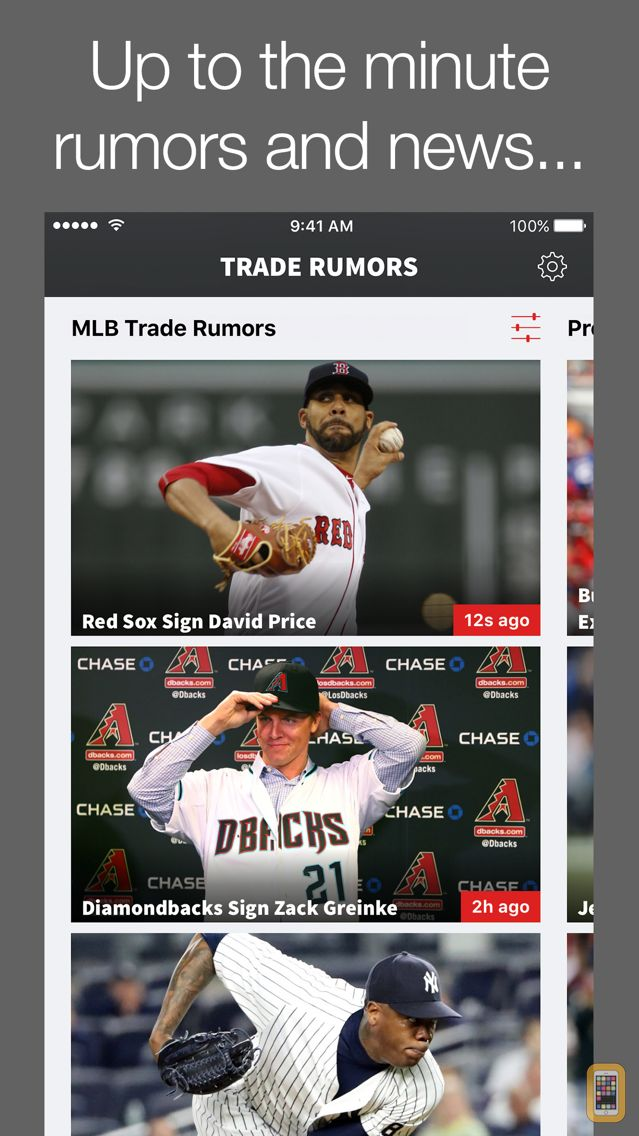 Screenshot - Trade Rumors