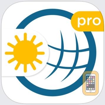 Weather & Radar Pro Ad-Free by WetterOnline - Meteorologische Dienstleistungen GmbH (Universal)