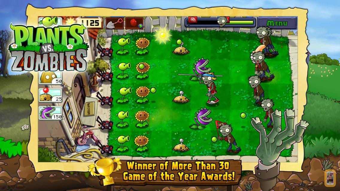 Screenshot - Plants vs. Zombies™