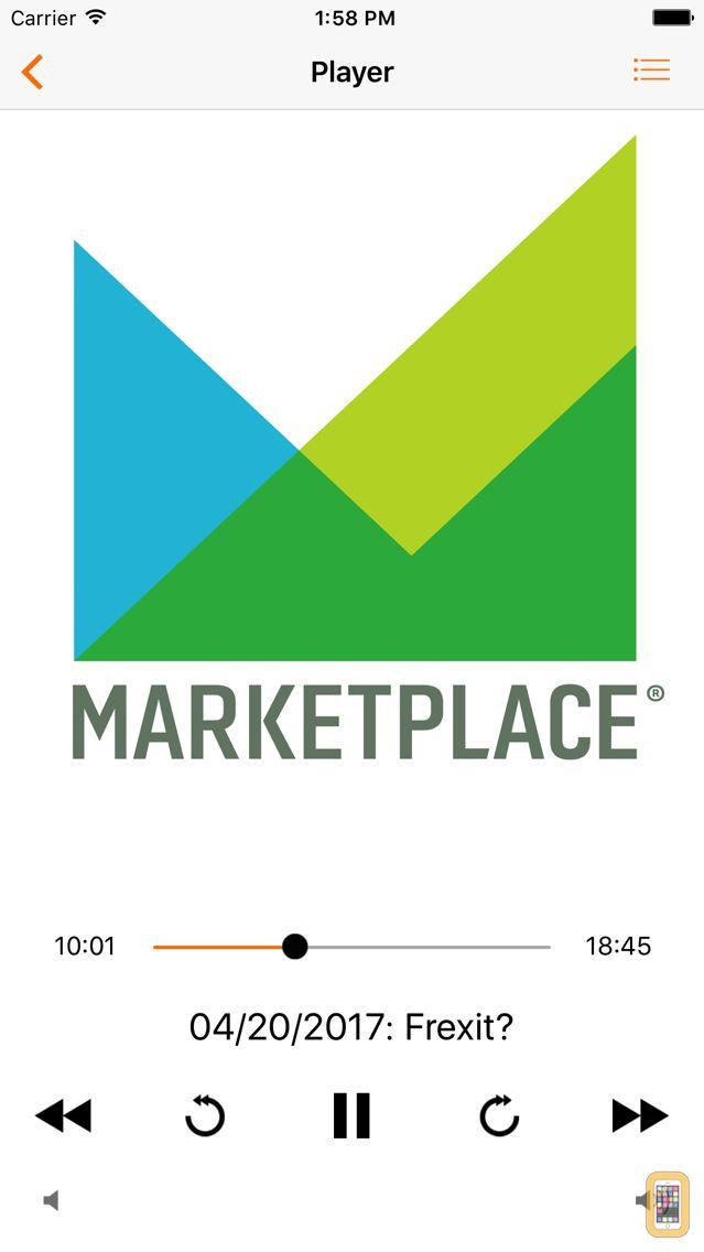 Screenshot - Podbox - Podcast Player
