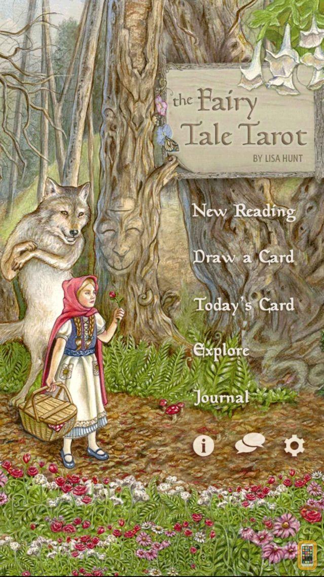 Screenshot - The Fairy Tale Tarot