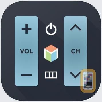 Remotie: remote for Samsung TV by Kraftwerk 9 Inc (Universal)