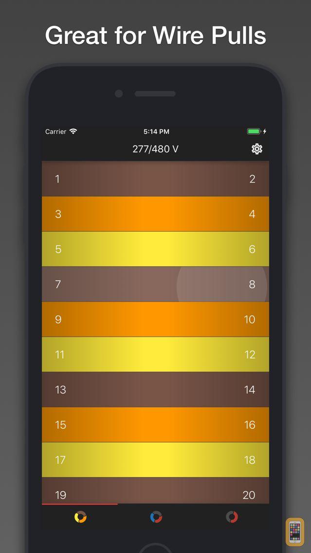 Screenshot - Phased: Circuit Colors