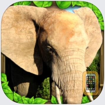 Elephant Simulator by Gluten Free Games (Universal)