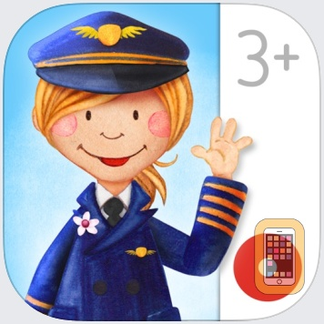 Tiny Airport: Toddler's App by wonderkind GmbH (Universal)