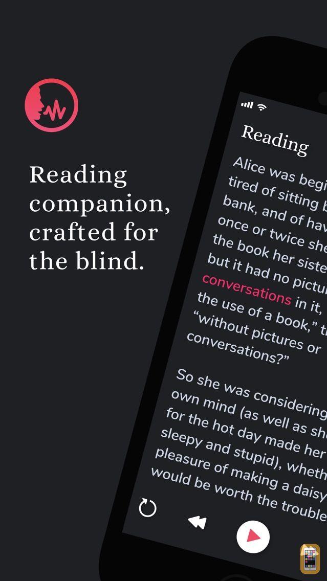 Screenshot - Voice: OCR Document Reader