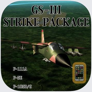 Gunship III - Flight Simulator - STRIKE PACKAGE by PNTK, Inc. (Universal)