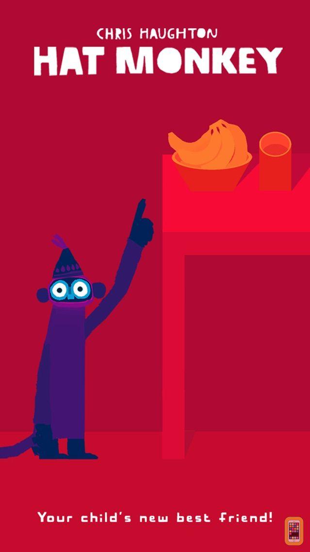 Screenshot - Hat Monkey by Chris Haughton