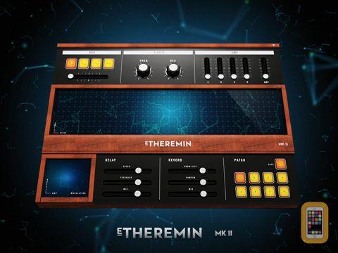 Screenshot - E–Theremin MKII
