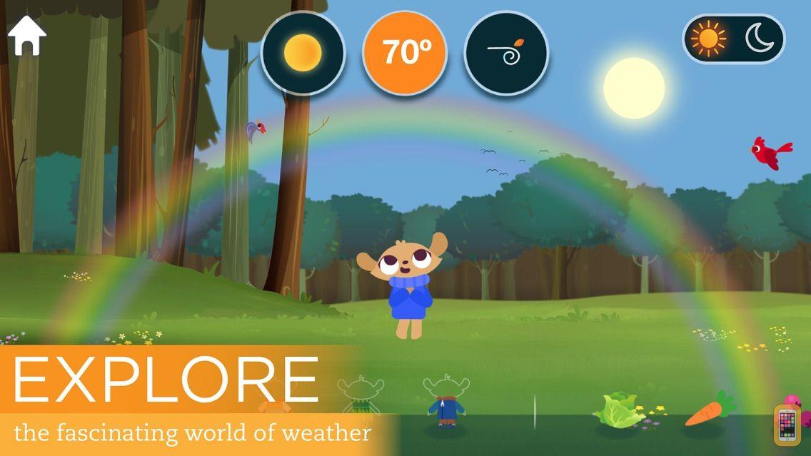 Screenshot - MarcoPolo Weather