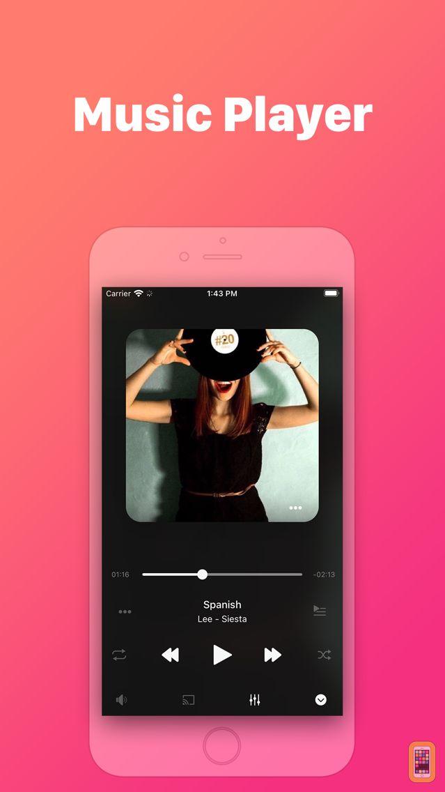 Screenshot - Evermusic Pro: offline music