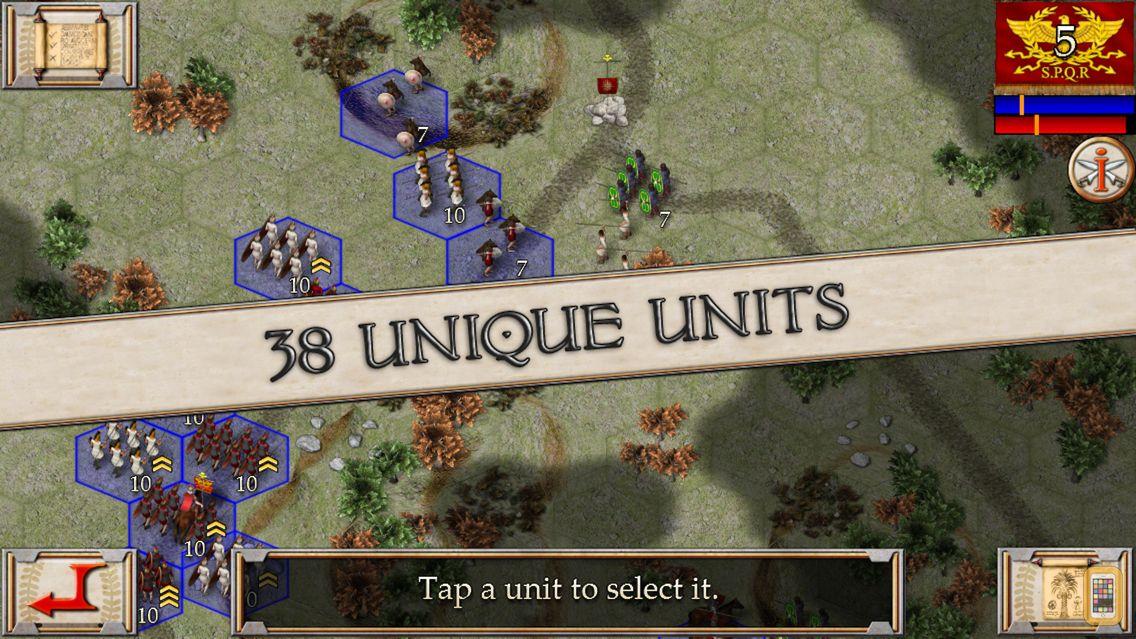 Screenshot - Ancient Battle: Hannibal