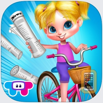 Paper Girl - Morning Madness Adventures by Kids Fun Club by TabTale (Universal)