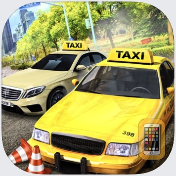 Taxi Cab Driving Simulator by Play With Games Ltd (Universal)