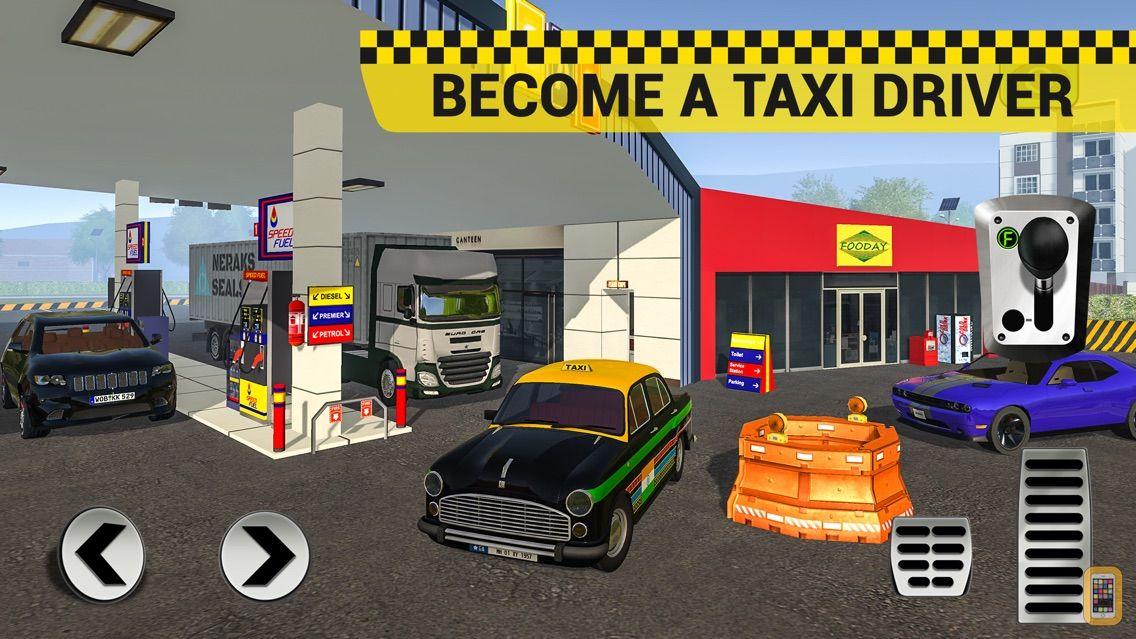 Screenshot - Taxi Cab Driving Simulator