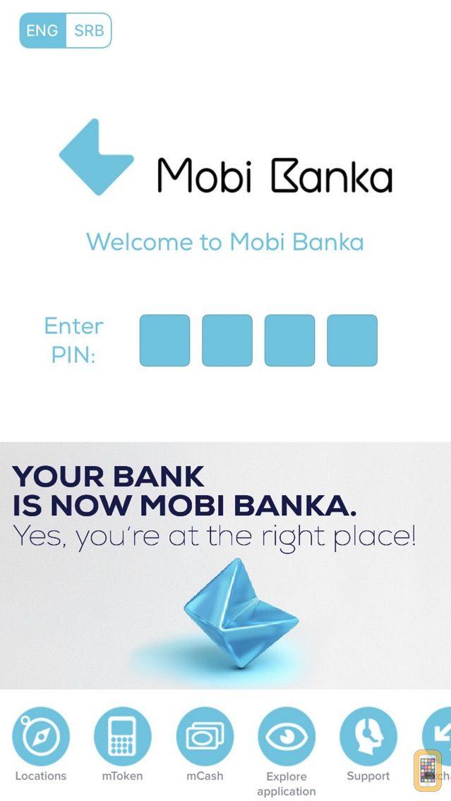 Screenshot - Telenor banka