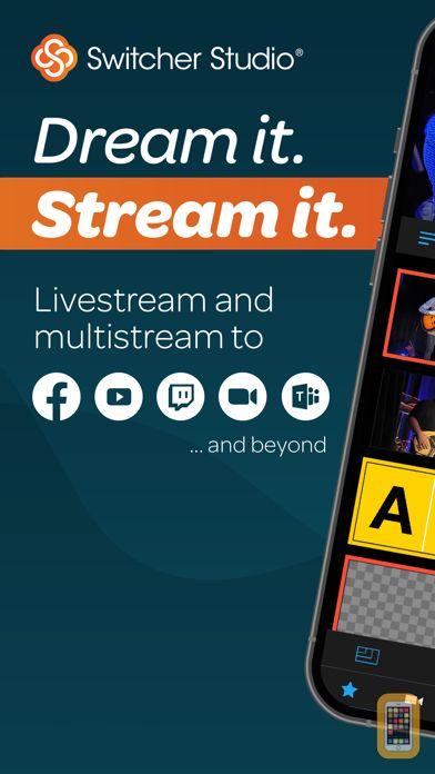 Screenshot - Switcher Studio