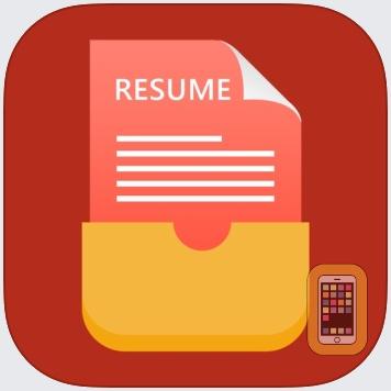 FoxResume Pro- Design & Share professional resume by Dhara DilipKumar (Universal)