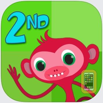 Mathseeds Grade 2 by Blake eLearning (iPad)