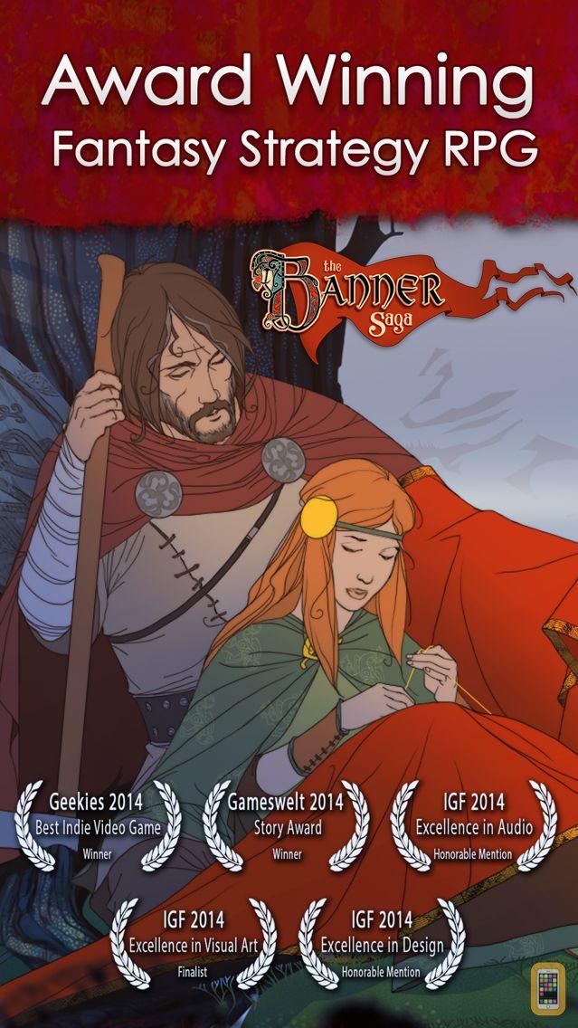 Screenshot - Banner Saga