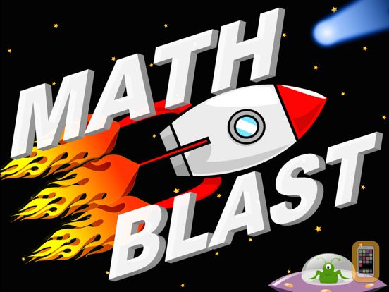 Screenshot - Math Blast