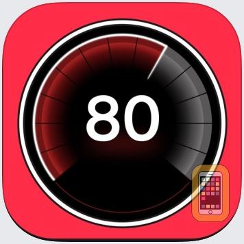 GPS Digital Speed Tracker Pro by João Silveira (Universal)