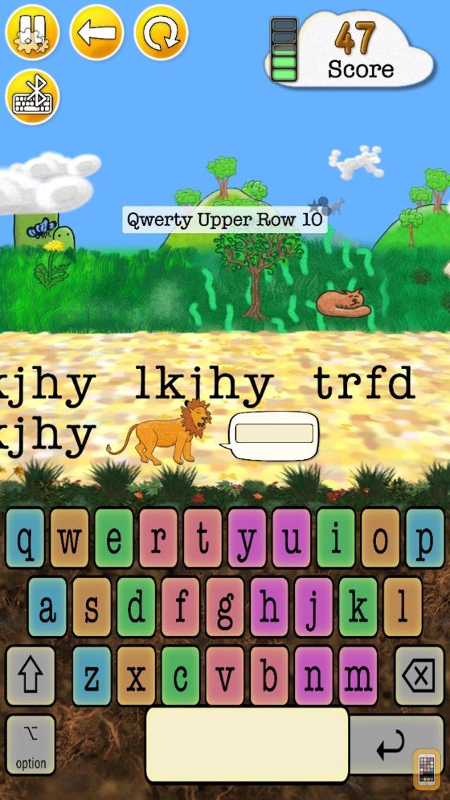 Screenshot - Animal Typing