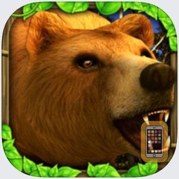 Wildlife Simulator: Bear by Gluten Free Games (Universal)