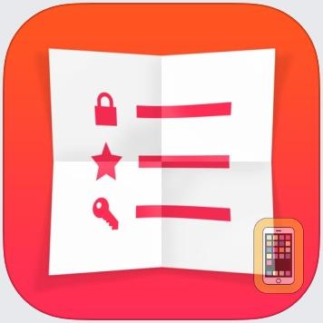 Cheatsheet Notes by Overdesigned, LLC (Universal)