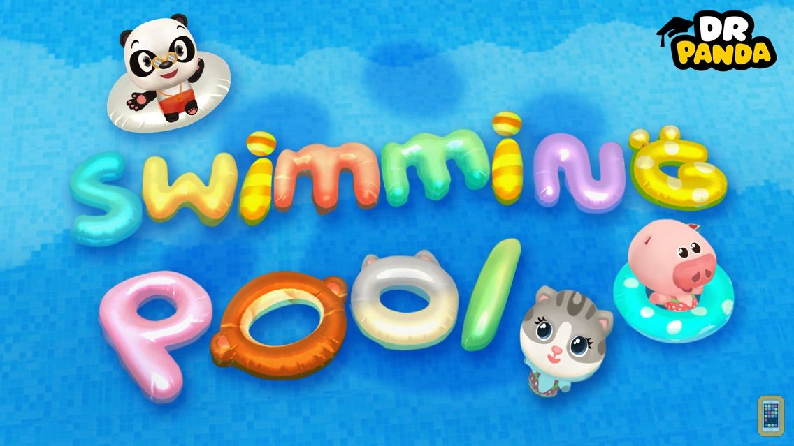Screenshot - Dr. Panda Swimming Pool