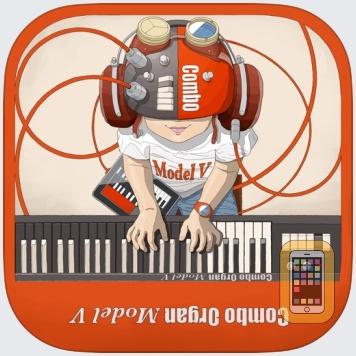 Combo Organ Model V by insideout ltd. (Universal)