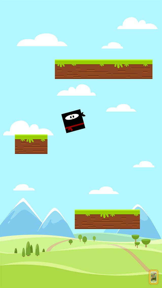 Screenshot - Mini Jump