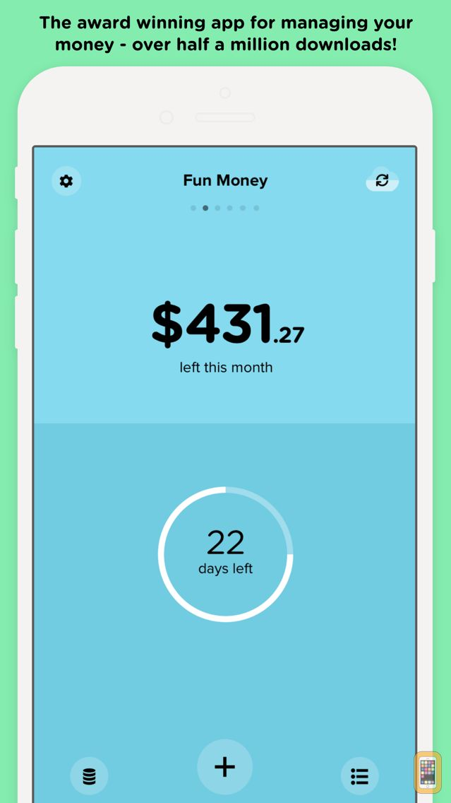 Screenshot - Pennies – Budget and Expenses