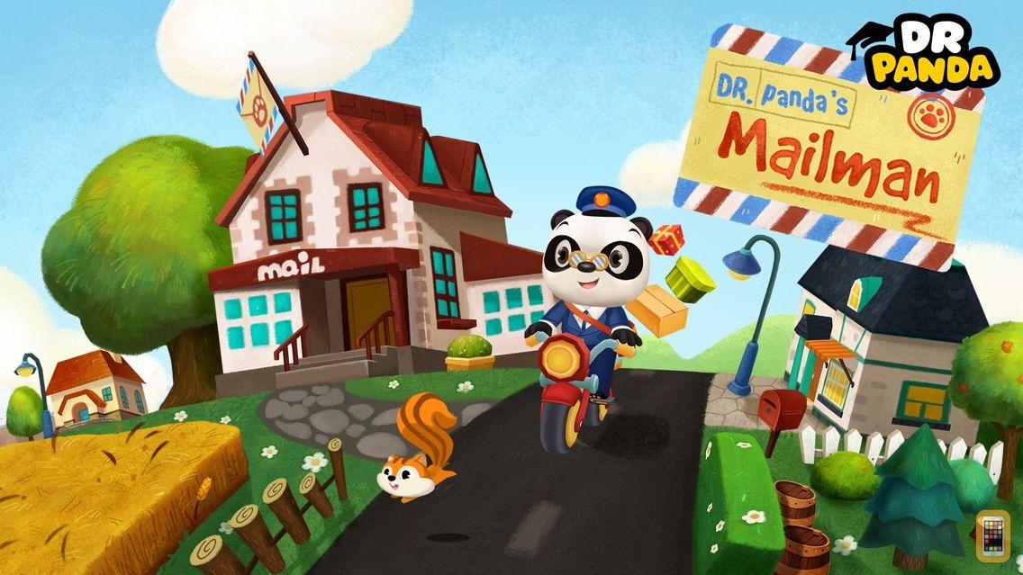 Screenshot - Dr. Panda Mailman