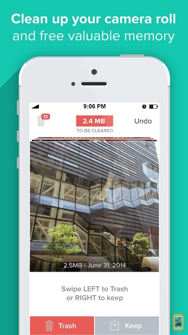 Screenshot - Flic – Easily delete photos & manage camera roll
