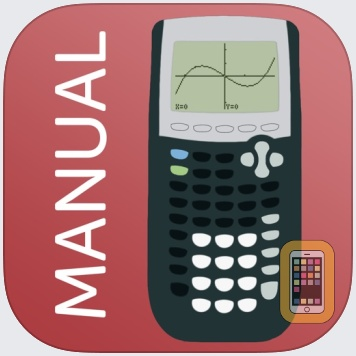 TI 84 Graphing Calculator Man. by Marco Wenisch (Universal)