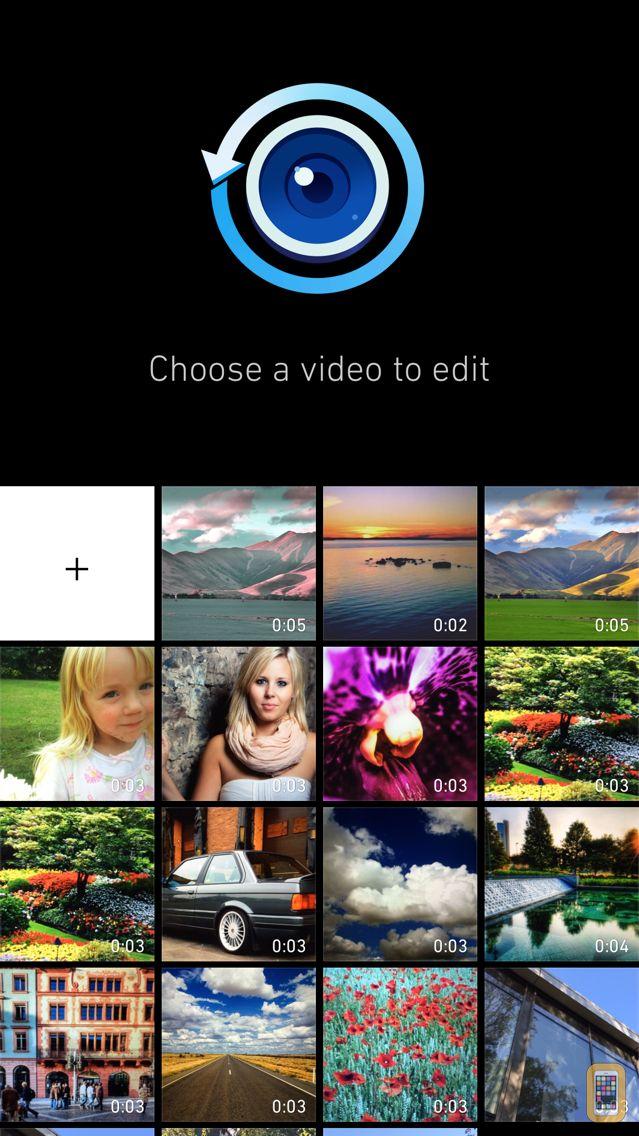 Screenshot - Video Reverse