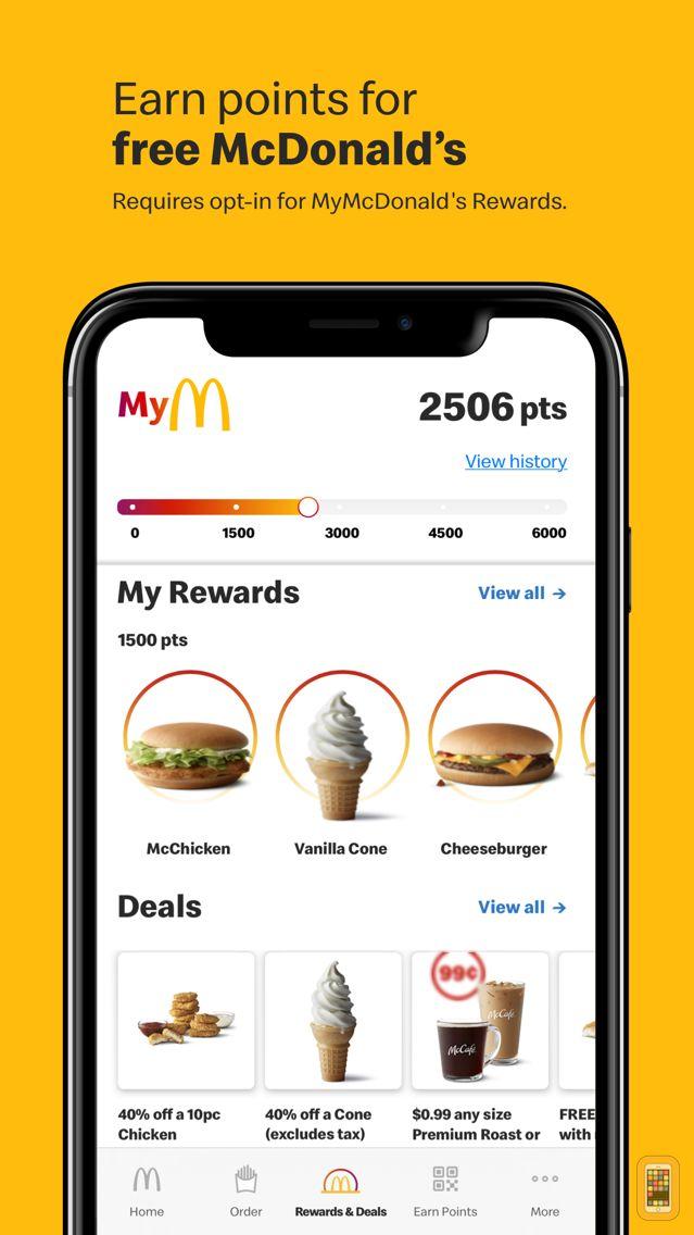 Screenshot - McDonald's