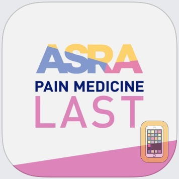 ASRA LAST by American Society of Regional Anesthesia and Pain Medicine (iPhone)