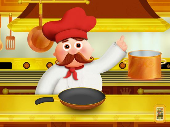 Screenshot - Tiggly Chef Addition: Preschool Math Cooking Game